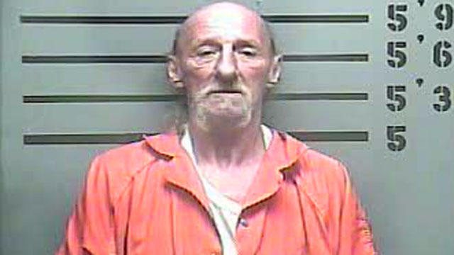 PHOTO:William Hurst is seen in this undated booking photo.