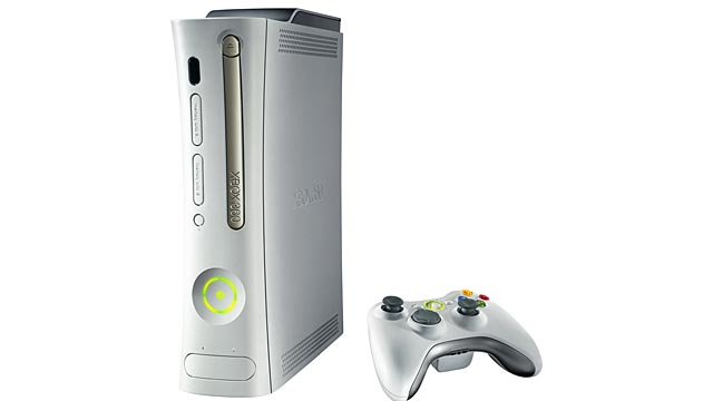 PHOTO:Xbox 360