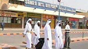 Yemen Airport