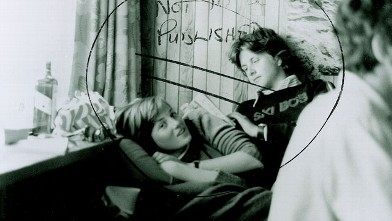 PHOTO: A teenage photo of the late Lady Diana labeled &quot;not to be published,&quot; will be up for sale at an auction on Jan. 17, 2013.