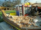 PHOTO: A small store was destroyed in the wake of Hurricane Andrew