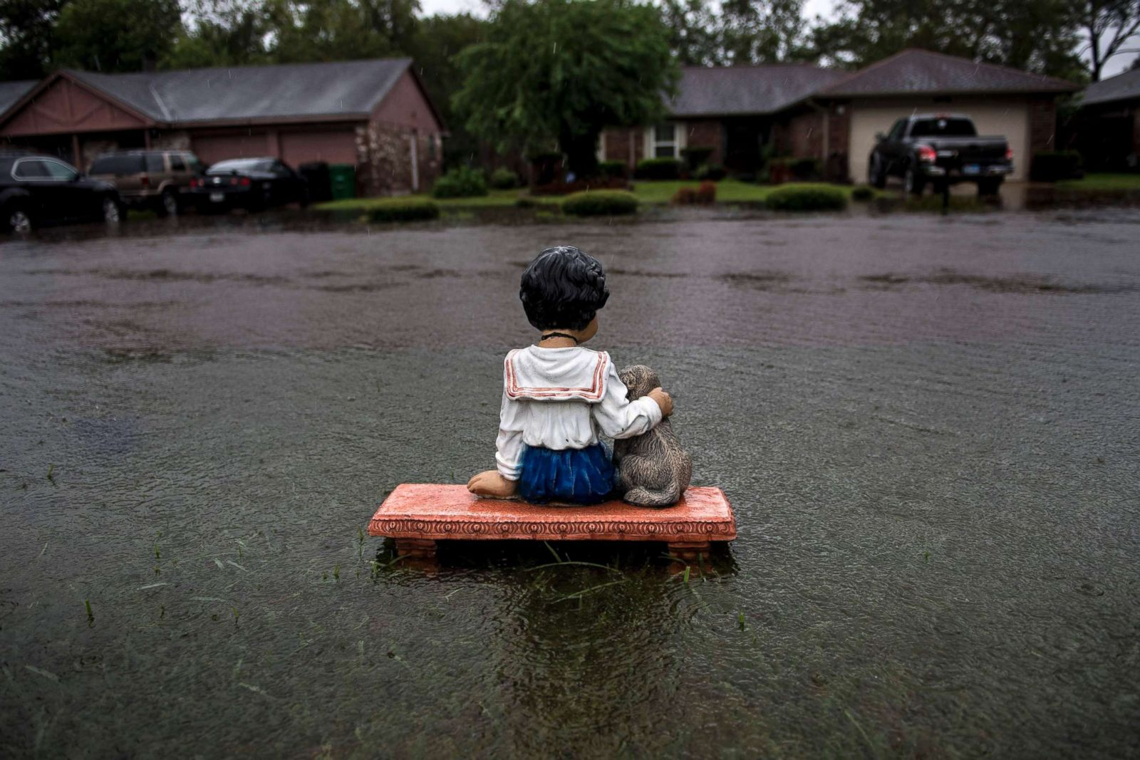 Gulf Coast residents struggle to recover after Hurricane Harvey Photos -  ABC News