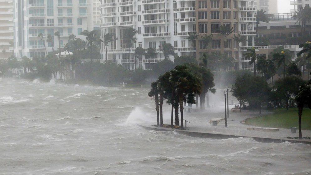 The Path Of Hurricane Irma Abc7news Com