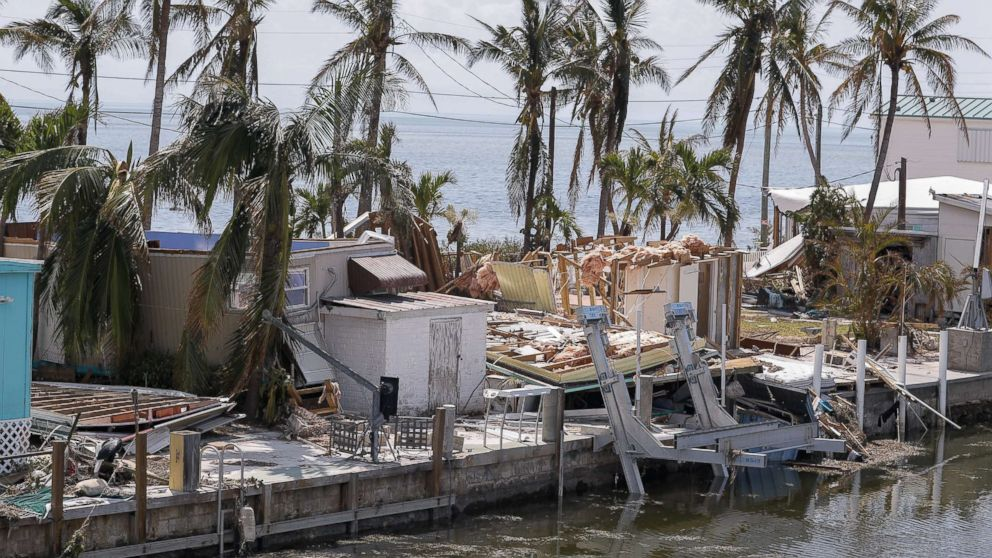 Irma death toll rises to 30 across 3 states