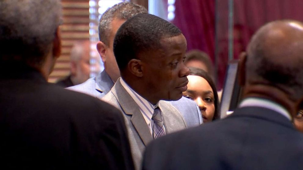 Waffle House shooting hero honored by Tennessee lawmakers in emotional ceremony