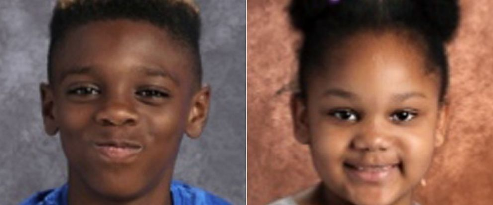 PHOTO: An undated photo of Jeremiah Myers, 11, who was found dead in an apartment in Troy, N.Y., Dec. 26, 2017. Right , An undated photo of Shanise Myers, 5, who was found dead in an apartment in Troy, N.Y., Dec. 26, 2017.