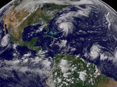 Jose set to batter East Coast with heavy rain, coastal flooding