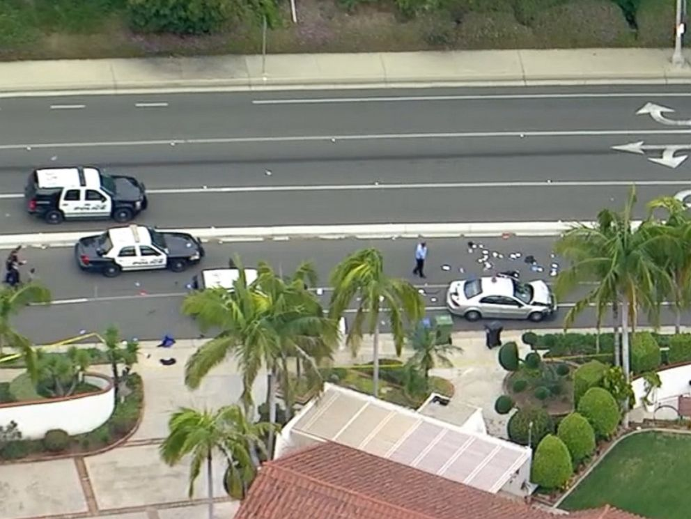Police officer killed, second officer hurt in Southern California shooting