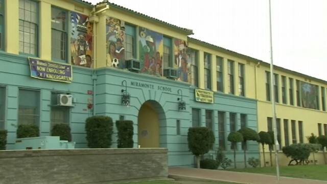 VIDEO: Allegations of sexual abuse lead to the removal of Miramonte's entire staff.