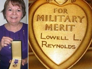 Purple Heart, Family Reunite 34 Years Later