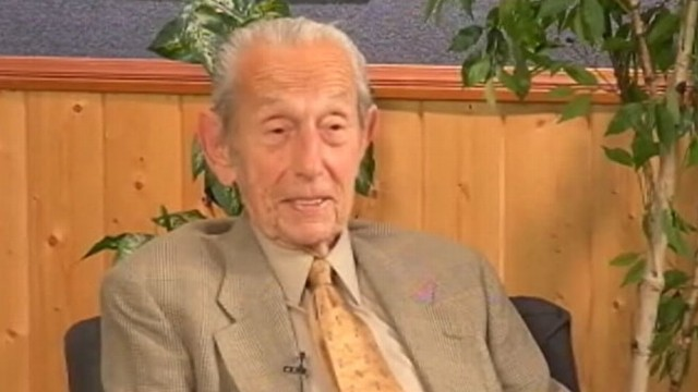 VIDEO: Harold Camping says he wasnt entirely wrong about May 21, 2011.