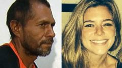 PHOTO: Suspected San Francisco shooter Francisco Sanchez is pictured during an interview in jail and Kate Steinle is seen in an undated photo released by her family.