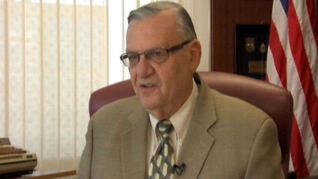 VIDEO: Sheriff Joe Arpaio awaits FAA approval to fly drones above jails and to use in drug surveillance.