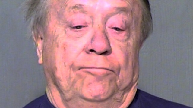 VIDEO: Phoenix police say Fred Knadler, 75, tried to pay someone to kill his wife and co-worker.