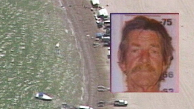 VIDEO: FBI believe David Parker Ray mayve buried victims in New Mexico lake.