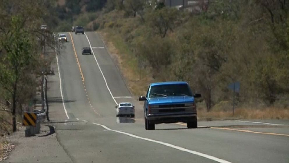 "VIDEO: Motorists will only hear ""America the Beautiful"" along a portion of the highway in New Mexico if they drive 45 mph."