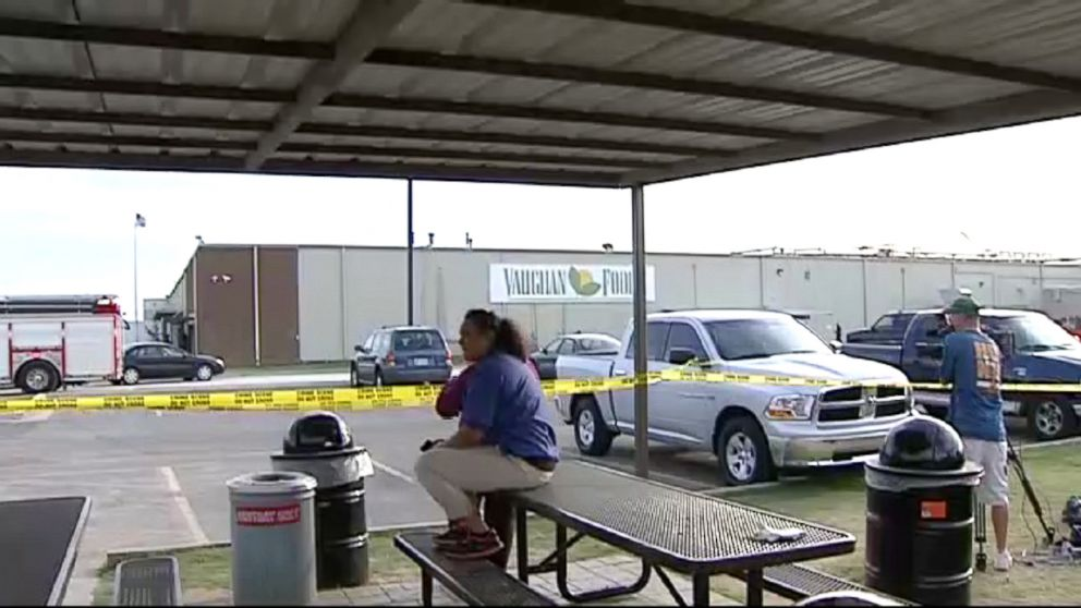 Fired Oklahoma Food Plant Employee Beheads Woman, Attacks Another Koco_vaughan_foods_oklahoma_workplace_beheading_jc_140926_16x9_992