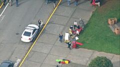 VIDEO: Evacuations are underway at Marysville-Pilchuck High School in Snohomish, Washington.