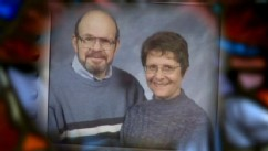 VIDEO: Gerald Heil, 69, and his wife Barbara, 70, were on the capsized Italian ship.