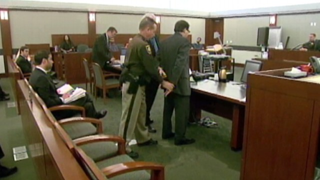 VIDEO: Former Deputy District Attorney David Schubert sentenced to nine months in jail.