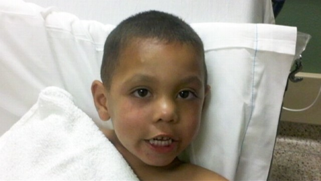 VIDEO: Texas authorities say Carlos Rico admitted to leaving his 4-year-old for dead.