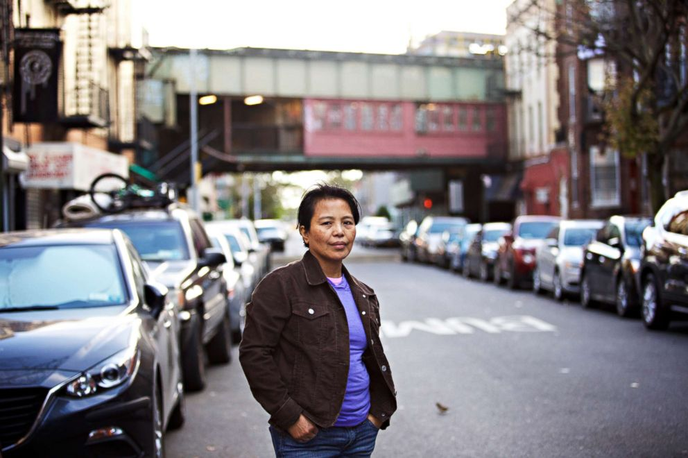 PHOTO: Edith Mendoza, 51, said she has been unable to find steady work in the year since she left her job working for the Koehlers.