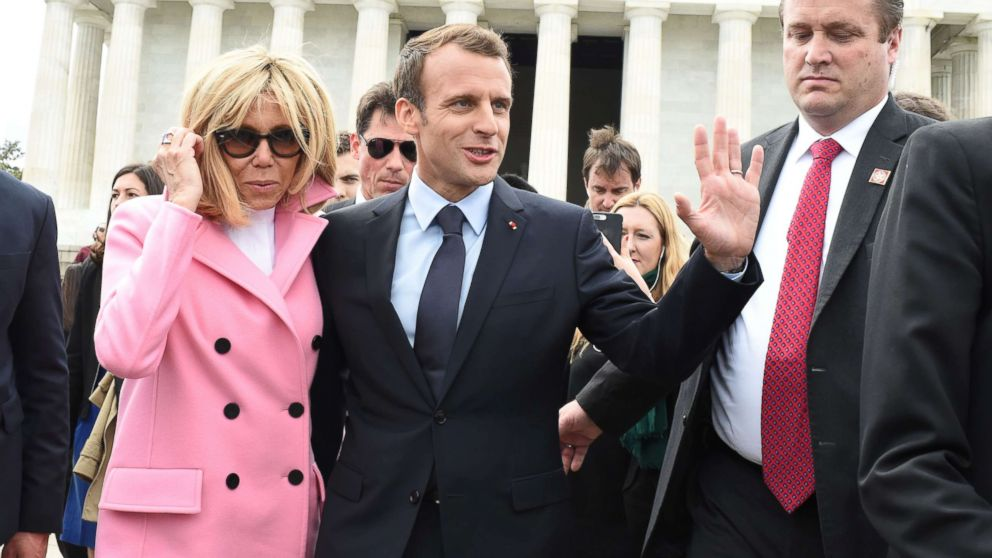 'Start Here': Iran deal on the menu at state dinner for French president