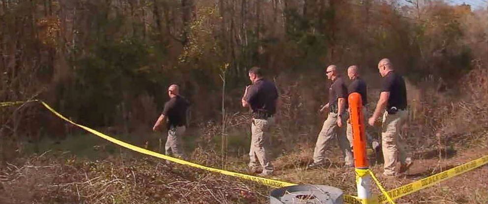 PHOTO: The search for 3-year-old Mariah Woods, who went missing from her North Carolina home Sunday night, continues for a fourth day on Thursday.