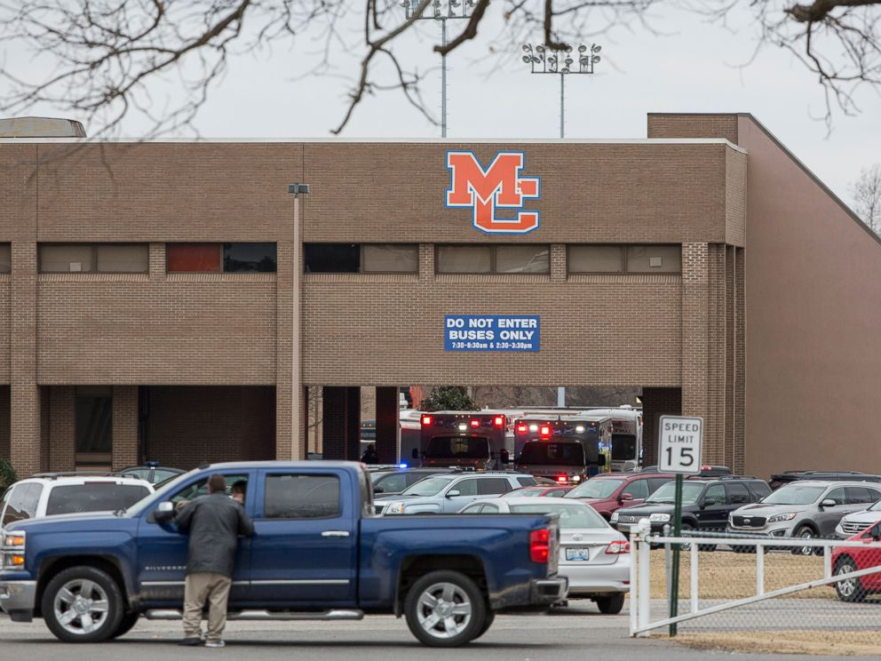 Shooting At Kentucky High School Leaves 2 Dead, At Least 17 Injured
