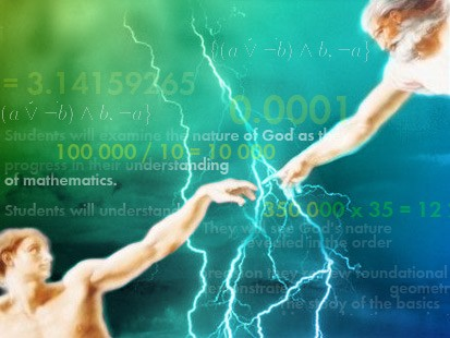 Math: Gift from God or Work of Man