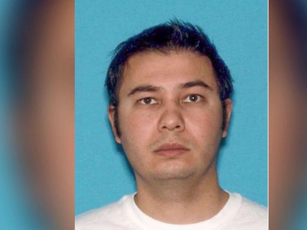 PHOTO: Matthew Riehl, identified as the person responsible for the shooting and wounding of four officers, two civilians and killing one officer in Highlands Ranch, Colo., Dec. 31, 2017.