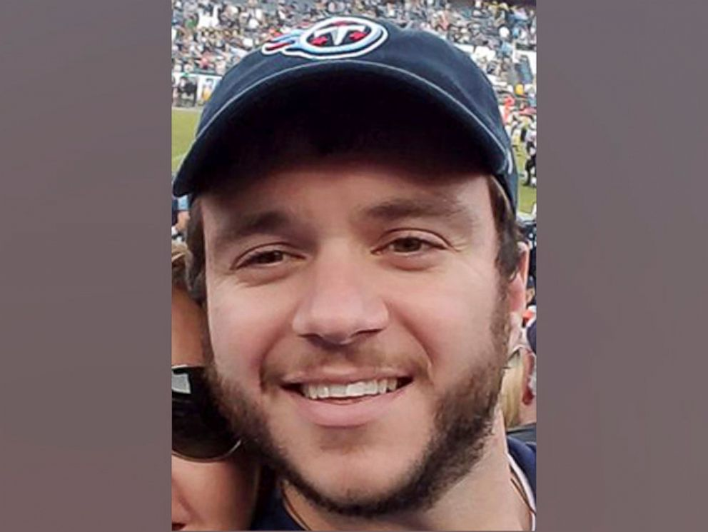 PHOTO: This undated photo shows Sonny Melton, one of the people killed in Las Vegas after a gunman opened fire, Oct. 1, 2017, at a country music festival.