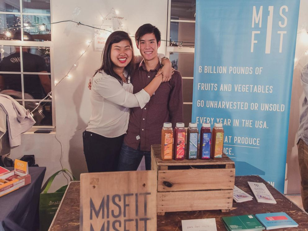 PHOTO: ABC News Robin Roberts interviewed the creators of Misfit Juicery as part of her Taking Care of Business series, which highlights companies that give back to their communities.