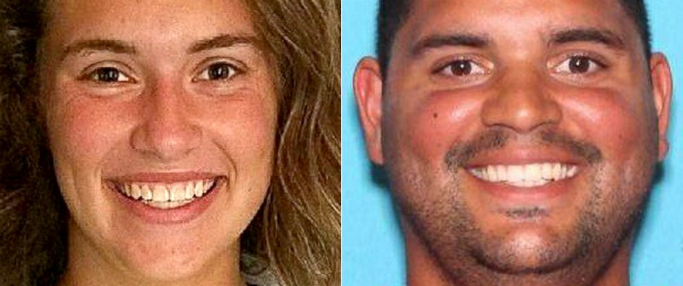 PHOTO: Undated photos of Caitlyn Frisina, 17, and Rian Rodriguez, 27, who had been reported missing.