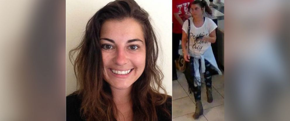 PHOTO: Temple University Police released these photos on Twitter, Sept. 1, 2017, showing Jenna Burleigh, who was last seen on August 31 at 2am.