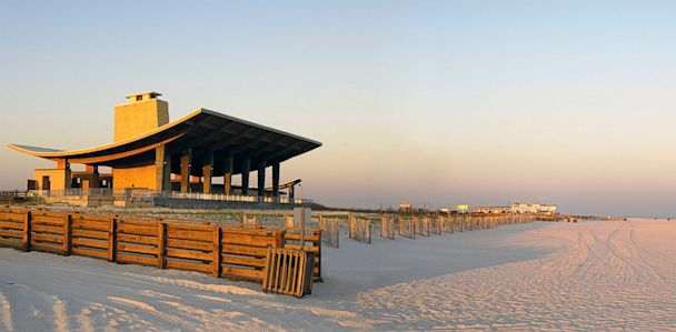 nc gulf state park pavilion ll 130628 33x16 608 NRDC List: Is Your Beach Fine or Filthy?