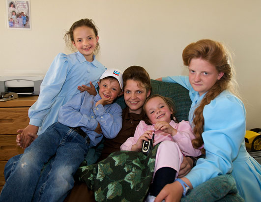 Polygamists