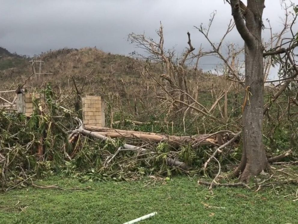 Days after Hurricane Maria, the situation in Puerto Rico is dire