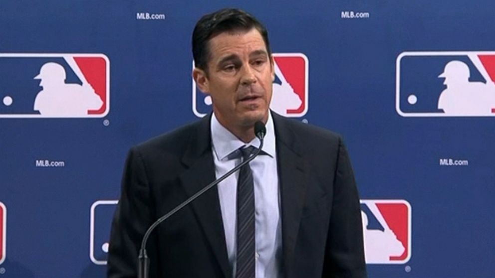 Former outfielder Billy Bean is appointed Major League Baseballs first ambassador for inclusion.