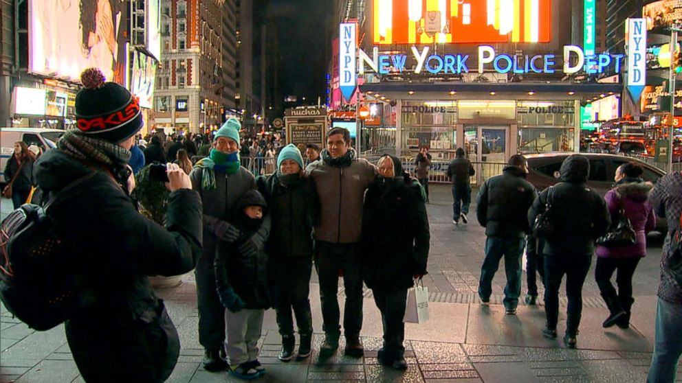 NYPD promises unprecedented security for New Year's Eve ball drop