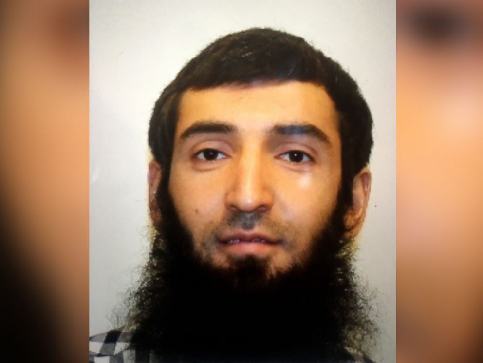 Uber driver, Uzbekistan native: A look at NYC attack suspect