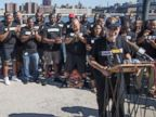 NYPD officers stand up for Kaepernick as new wave of NFL protests form