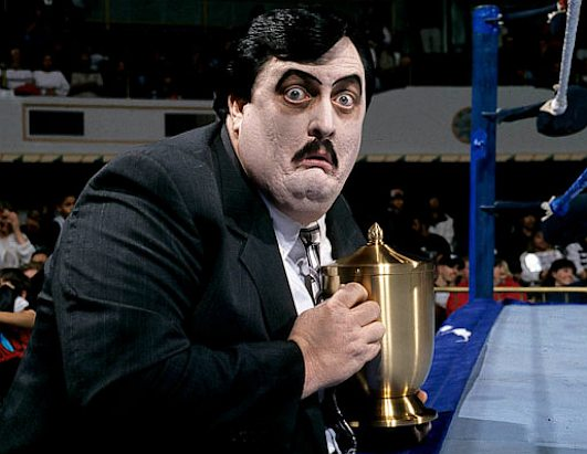 William Moody, Aka Paul Bearer, Has Died