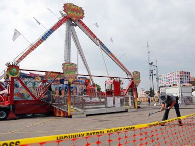 Ohio State Fair reopens after 18-year-old's death, rides closed