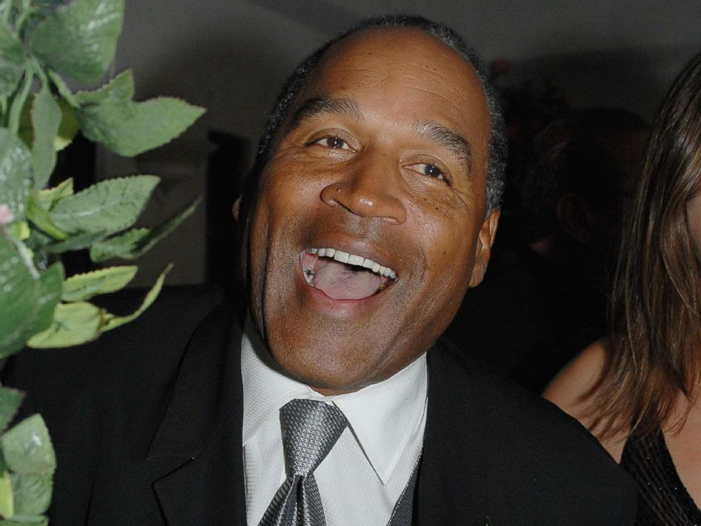 PHOTO: O.J. Simpson attended a wedding as the best man in Las Vegas, Sept. 15, 2007, just days after a sports memorabilia dealer accused Simpson of stealing memorabilia at gunpoint from his hotel suite.