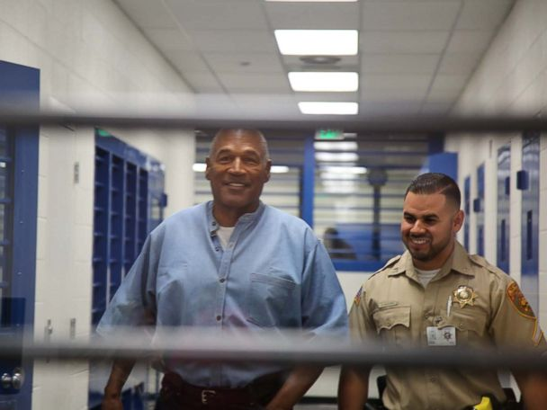 What we know about OJ Simpson's life going forward