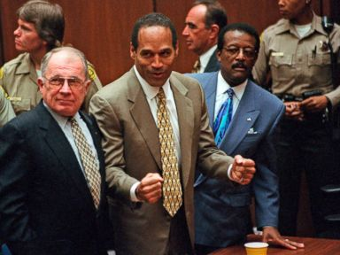 Key moments in OJ Simpson's life
