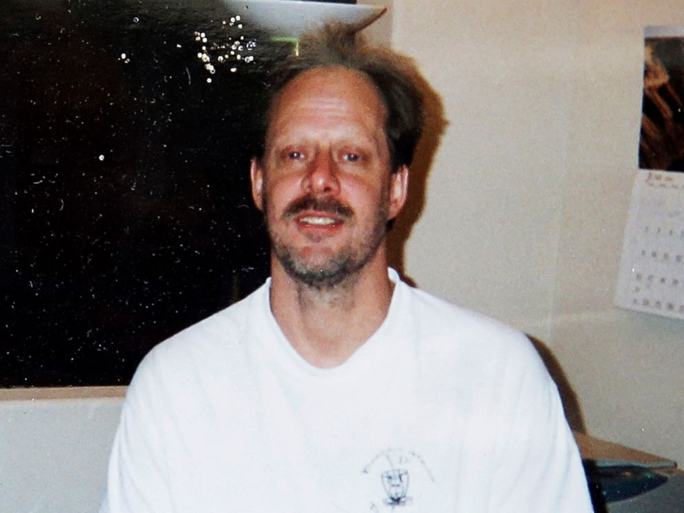 PHOTO: This undated photo provided by Eric Paddock shows suspected Las Vegas gunman Stephen Paddock.