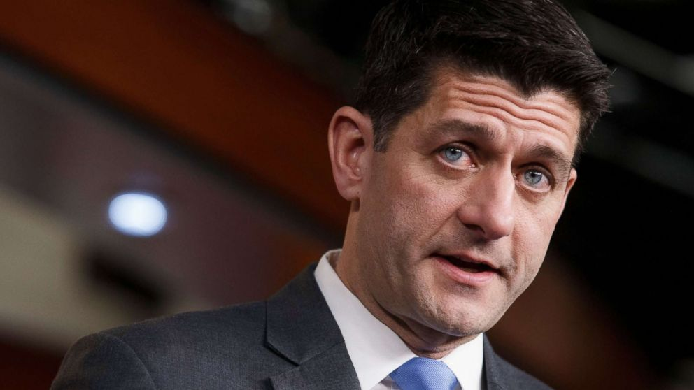 The Note: Ryan leaving Congress more chaotic than ever