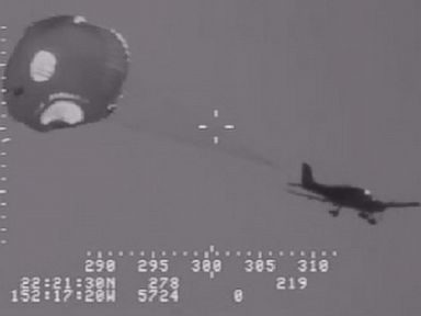Pilot Pulls Parachute in Dramatic Plane Escape Over Ocean